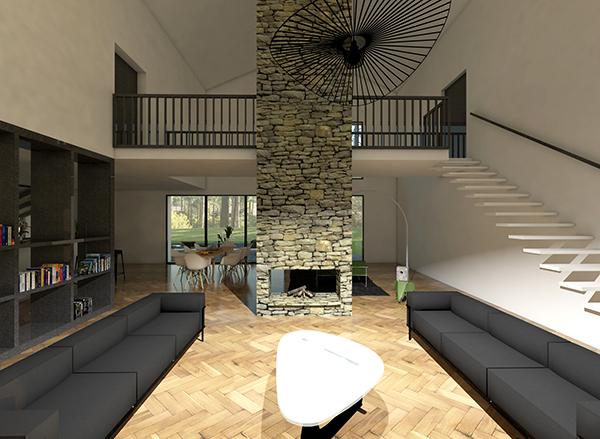 maison xl architecte capbreton. Black Bedroom Furniture Sets. Home Design Ideas